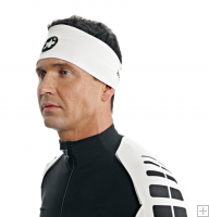 Assos S7 Intermediate Headband White