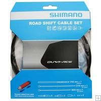 Shimano Dura Ace 9000 Gear Cable Set Black