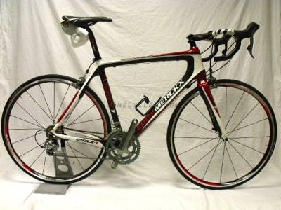 Eddy Merckx EMX 1 Bike Shimano 105 Red/Black 48 Sloping 2010