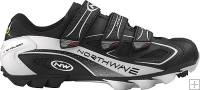 Northwave Rebel 3V Black/White MTB Shoe 2012