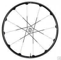 Crank Brothers Cobalt 2 Wheelset XC Black Silver 15mm/135mm