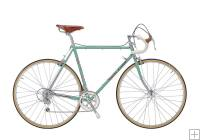Bianchi L'Eroica ST Campagnolo Compact Bike 2017