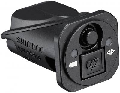 Shimano EW-RS910 Di2 Frame Or Bar Plug Mount Junction A Charging
