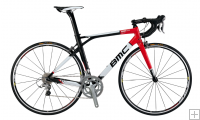 BMC Roadracer SL01 Bike 105 Compact Red