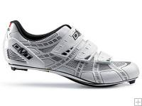 DMT Radial (White) Racing Shoes