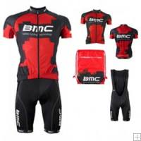 BMC Team Replica Kit 2011 - Adult Small