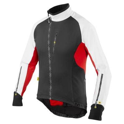 Mavic Echappee Jacket Black White