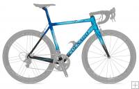 Colnago C64 Art Decor Frameset 2019