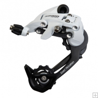 Sram Apex Rear Derailleur Long Cage White