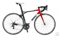 BMC Roadracer SL01 Bike Ultegra Red 2012