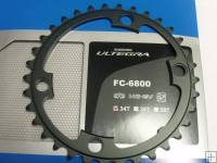 Shimano Ultegra 6800 Chainring 34T MA for 34-50T