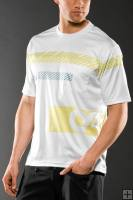 Oakley Retro Stripe Jersey White