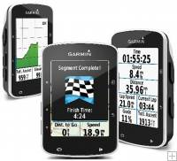 Garmin Edge 520 GPS Computer With Speed Cadence Sensor & HRM Bla