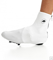 Assos S7 Uno Thermobootie White