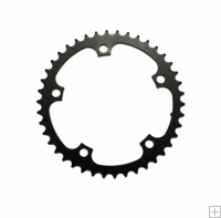 Sram Aero Inner Road Chainring 42 Tooth Black