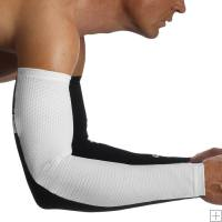 Assos Arm Warmers S7 White Panther