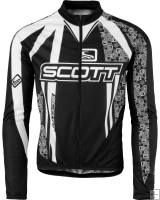 Scott Authentic Long Sleeve Jersey Black