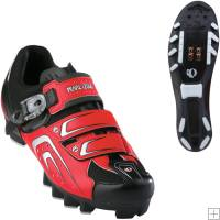 Pearl Izumi Race Mtb Shoes True Red / Black