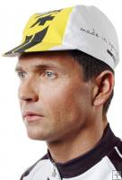 Assos S7 Summer Cap Yellow Volt