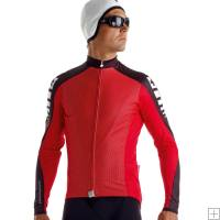 Assos Intermediate Evo Cycling Jersey Red