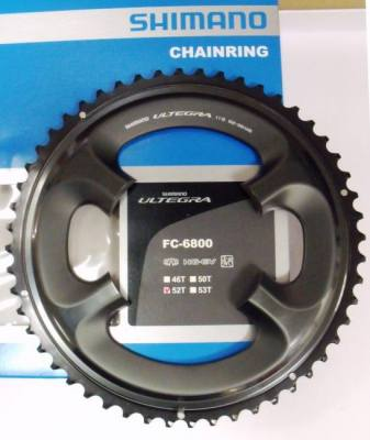 Shimano Ultegra 6800 Chainring 50T MA for 50-34T