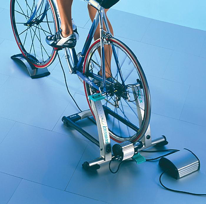 Tacx Flow To I Flow Turbo Trainer Upgrade Pack: Tacx Cosmos Ergotrainer T1970