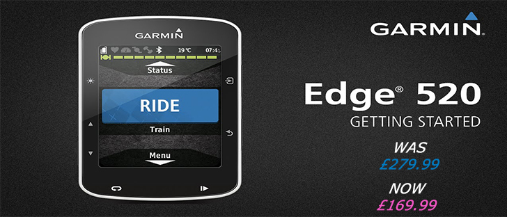 Garmin 520 Head Unit