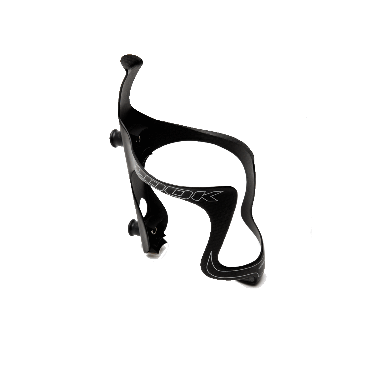 Look HR Carbon Bottle Cage Black Matt