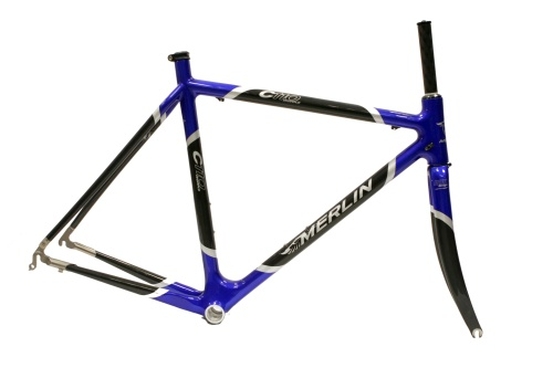 Merlin C110 Works Frame 06/07
