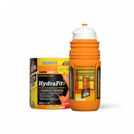 NamedSport HydraFit Plus Free Bottle 400g