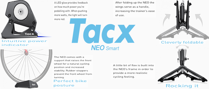 Tacx Neo Smart 2017