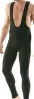 Giordana Fusion Solid Bibtight Black No Insert E438