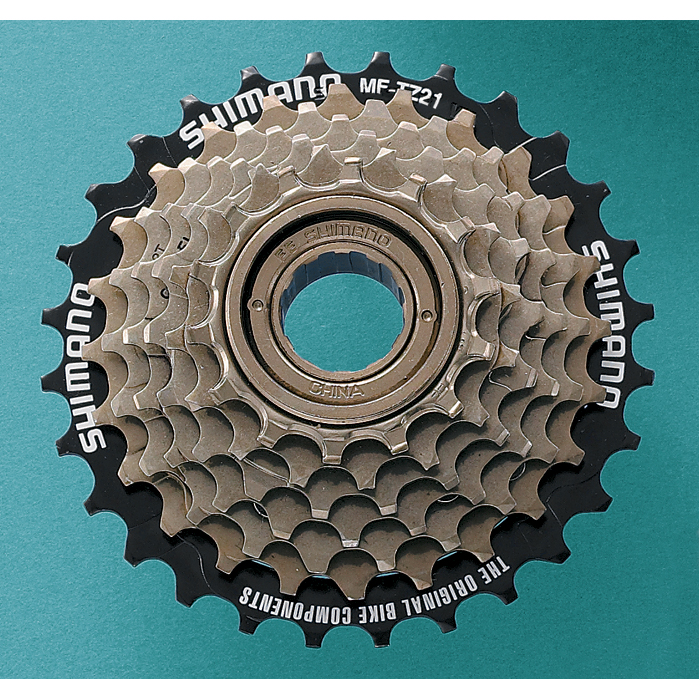 Cycling United Sram Pg730 Seven Speed Cassette 13-28t