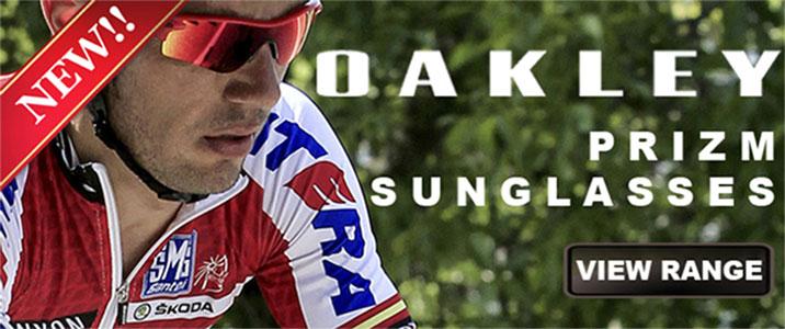 Oakley Prizm Range